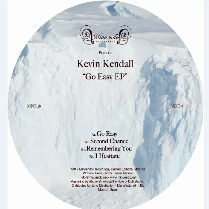 KENDALL, Kevin - Go Easy EP