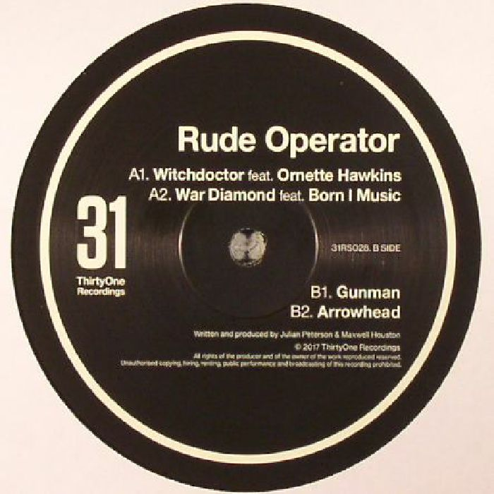 RUDE OPERATOR - Witchdoctor