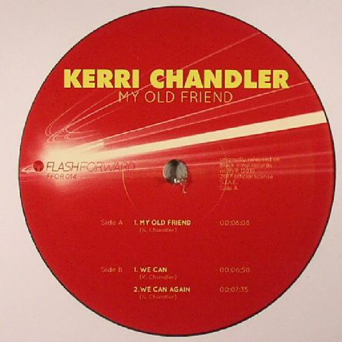 CHANDLER, Kerri - My Old Friend