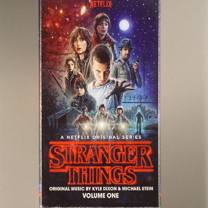 DIXON, Kyle/MICHAEL STEIN - Stranger Things: Volume 1 (Soundtrack)