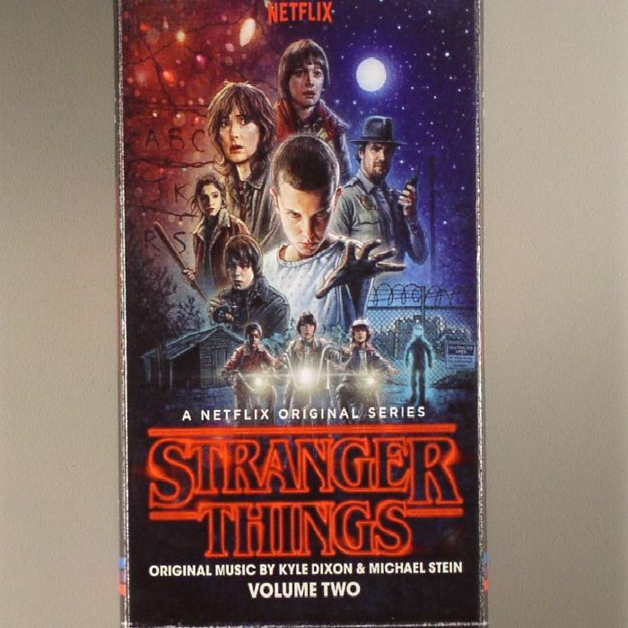 DIXON, Kyle/MICHAEL STEIN - Stranger Things: Volume 2 (Soundtrack)