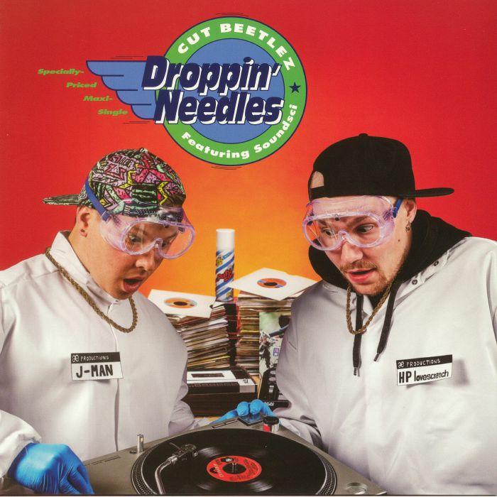 CUT BEETLEZ feat SOUNDSCI - Droppin' Needles