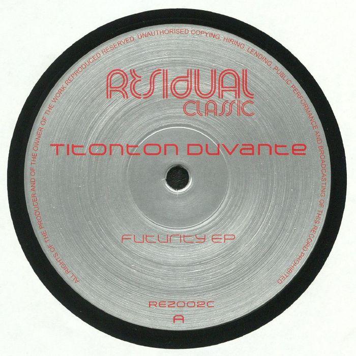 DUVANTE, Titonton - Futurity EP (reissue)