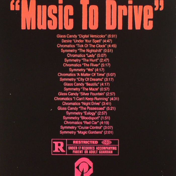 JEWEL, Johnny/VARIOUS - Music To Drive