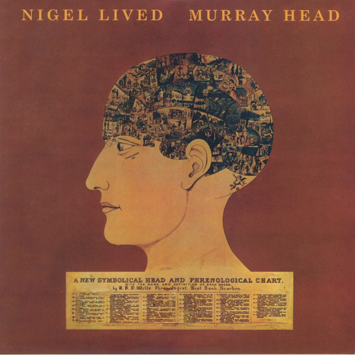 HEAD, Murray - Nigel Lived (reissue)