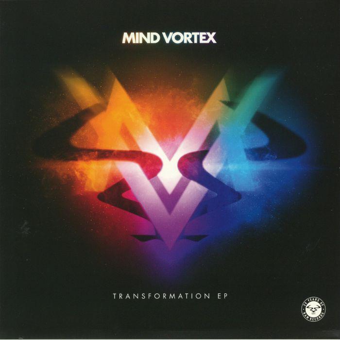 MIND VORTEX - Transformation EP