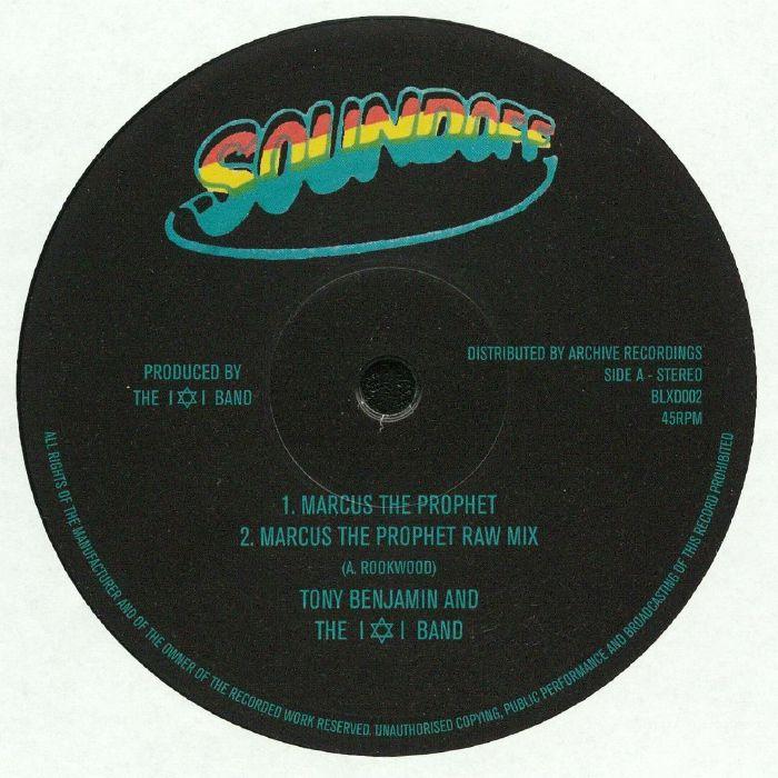 BENJAMIN, Tony/THE I & I BAND - Marcus The Prophet