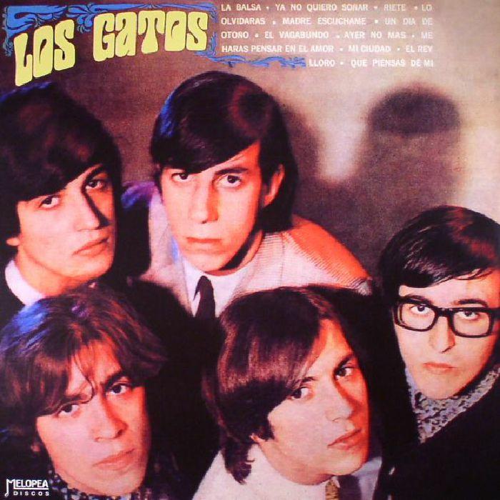 LOS GATOS - Los Gatos (reissue)