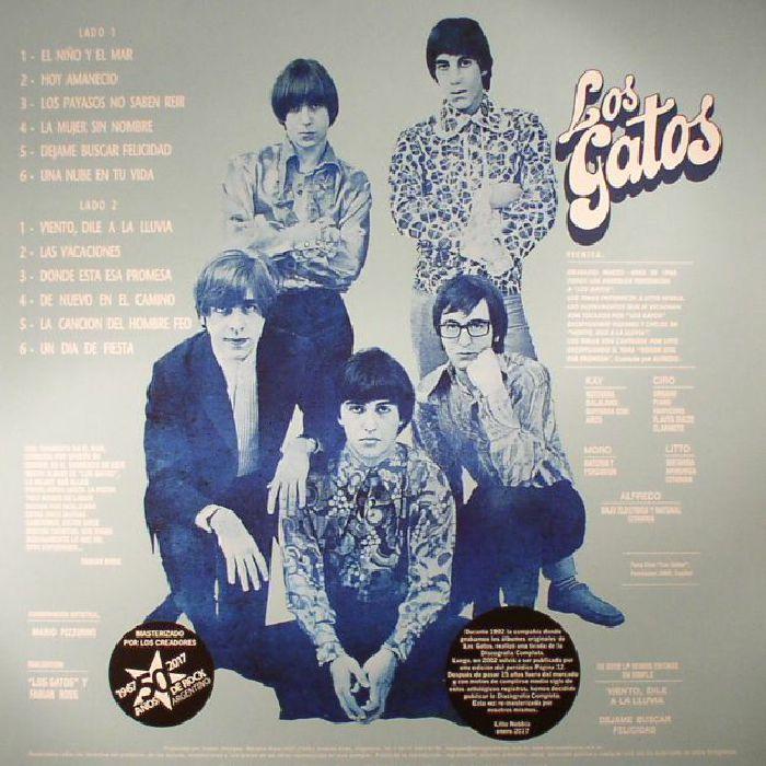 LOS GATOS - Viento Dile A La Lluvia (reissue)