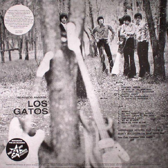 LOS GATOS - Seremos Amigos (reissue)