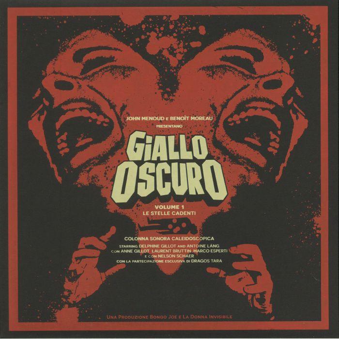 LA DONNA INVISIBLE - Giallo Oscuro Volume 1 (Soundtrack)