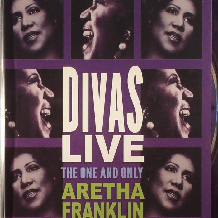 FRANKLIN, Aretha - Divas Live: The One & Only