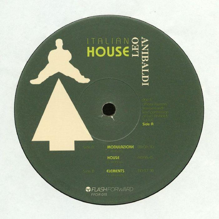 Leo ANIBALDI Italian House vinyl at Juno Records