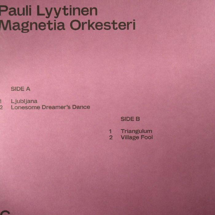 PAULI LYYTINEN MAGNETIA ORKESTERI - Pauli Lyytinen Magnetia Orkesteri