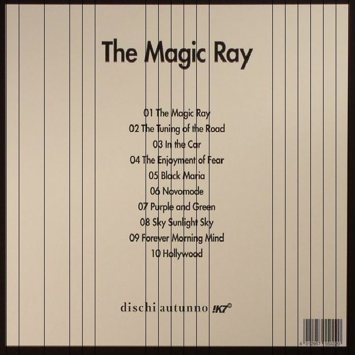 MAGIC RAY, The - The Magic Ray