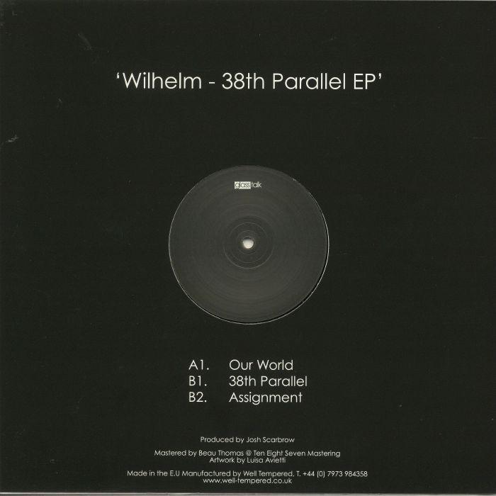 WILHELM - 38th Parallel EP