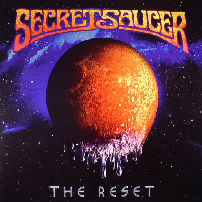 SECRET SAUCER - The Reset