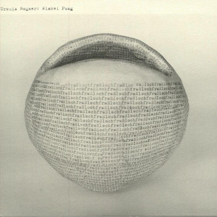 BOGNER, Ursula - Winkel Pong