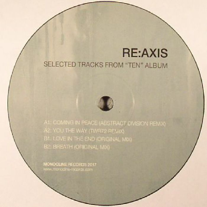 RE AXIS - Selected Tracks From Ten Album