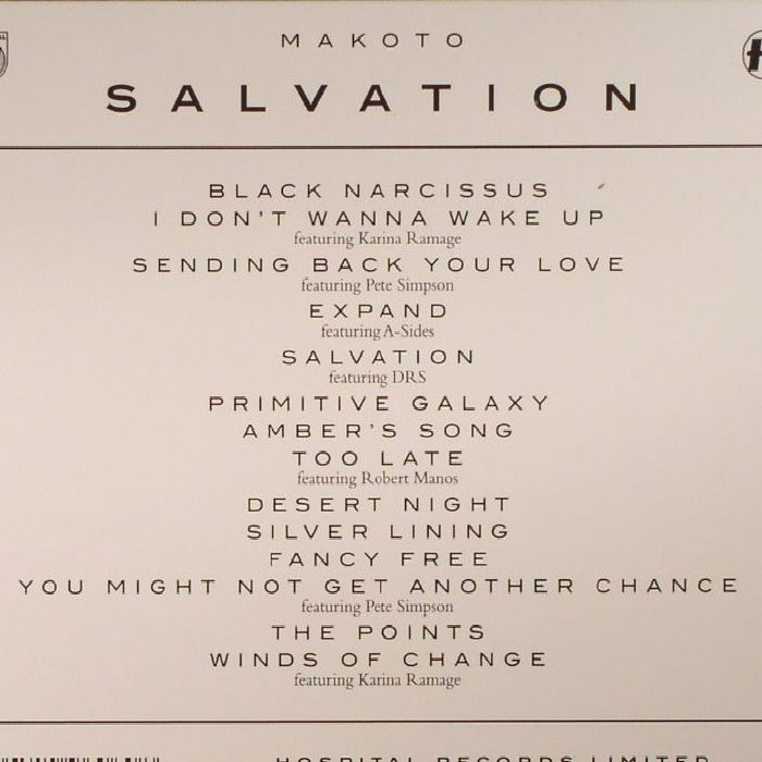 MAKOTO - Salvation