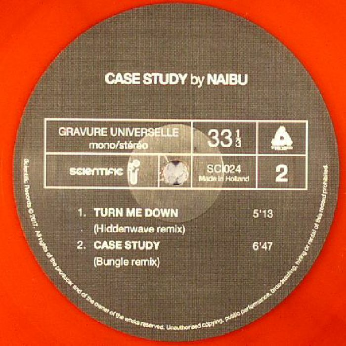 NAIBU - Case Study (remixes)