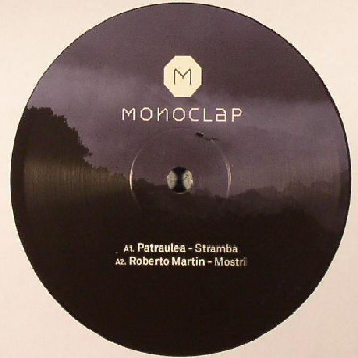 PATRAULEA/ROBERTO MARTIN - MCLAP 004