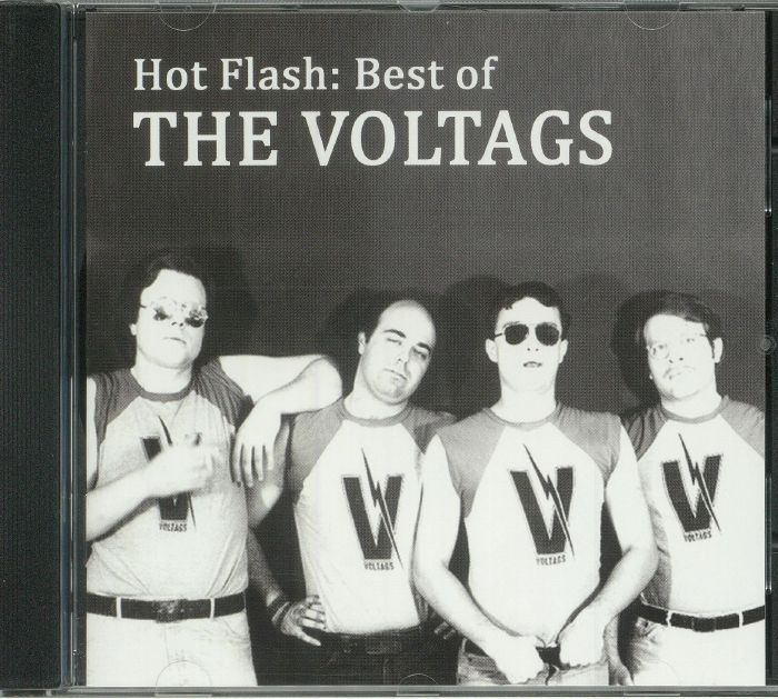VOLTAGS, The - Hot Flash: The Best Of The Voltags
