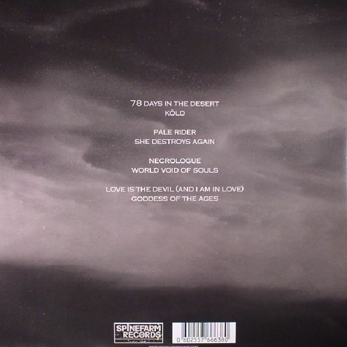 SOLSTAFIR - Kold (reissue)