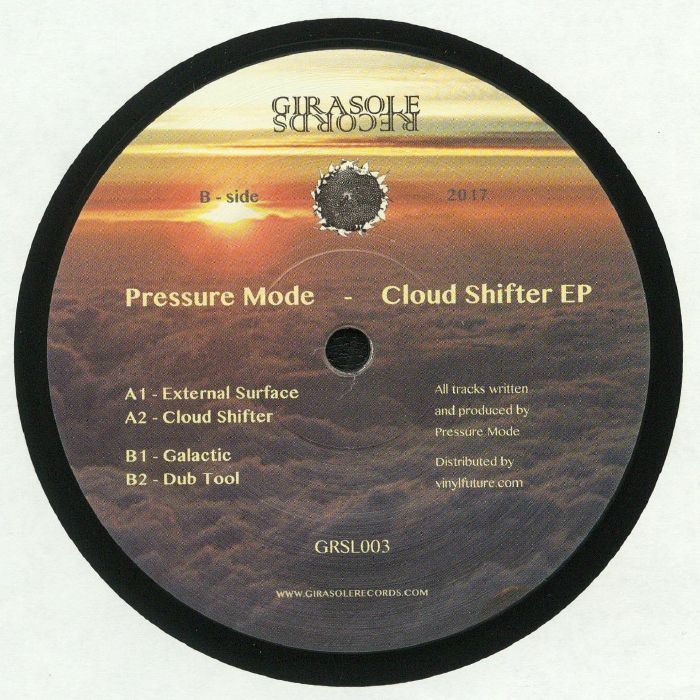 PRESSURE MODE - Cloud Shifter EP
