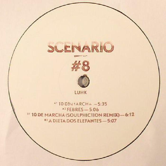 LUHK - Scenario #8