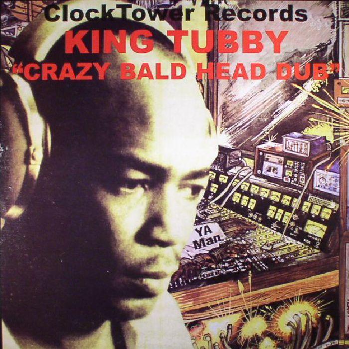 KING TUBBY - Crazy Bald Head Dub (warehouse find, slight sleeve wear)
