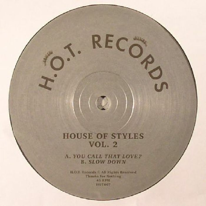 HOUSE OF STYLES - Vol 2