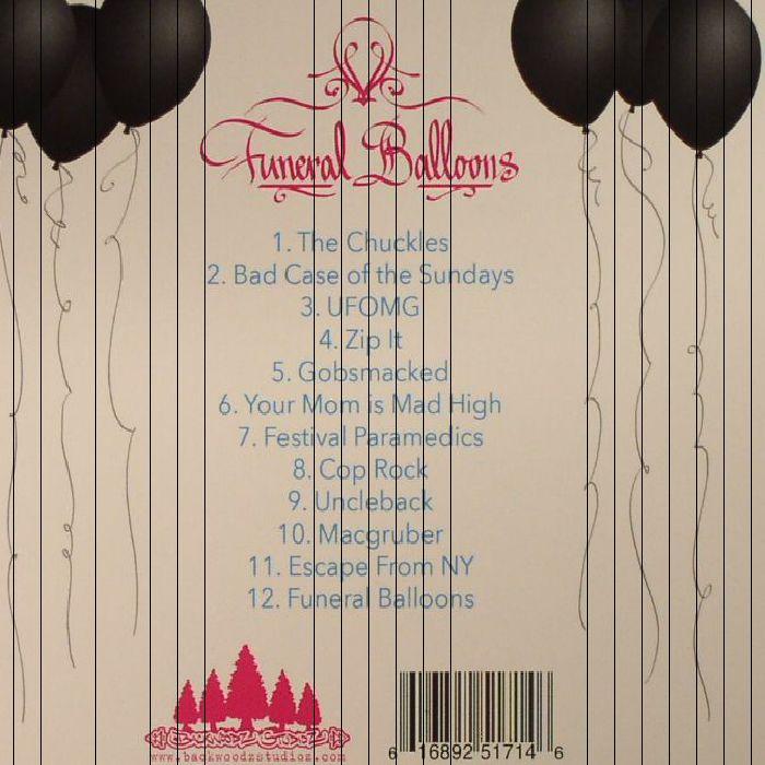 BLOCKHEAD - Funeral Balloons