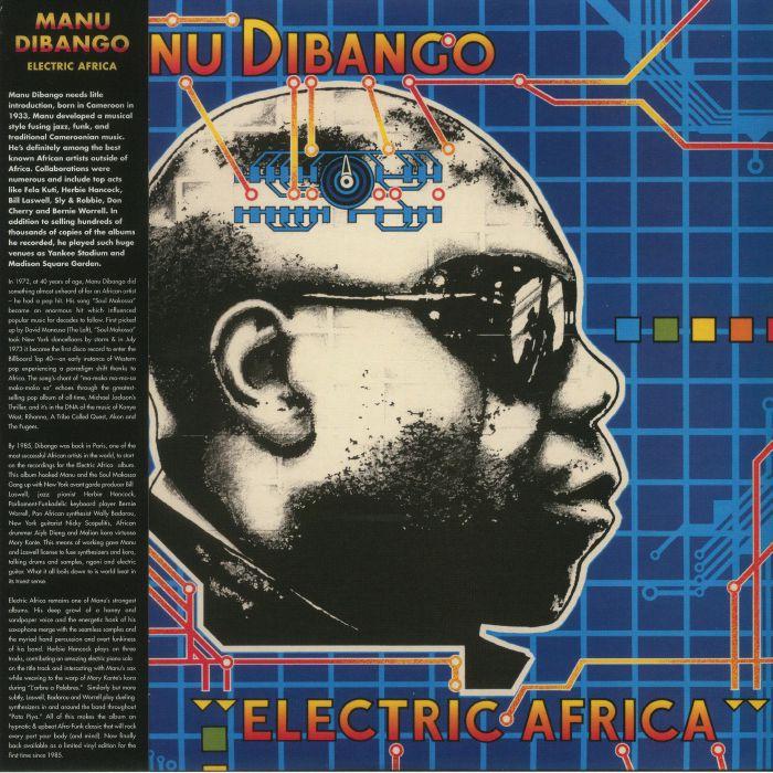 DIBANGO, Manu - Electric Africa (reissue)