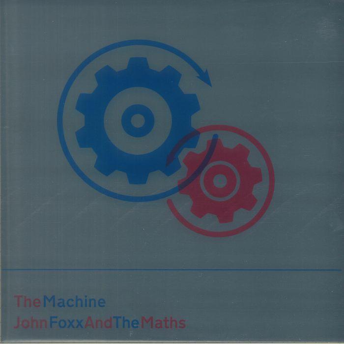FOXX, John/THE MATHS - The Machine