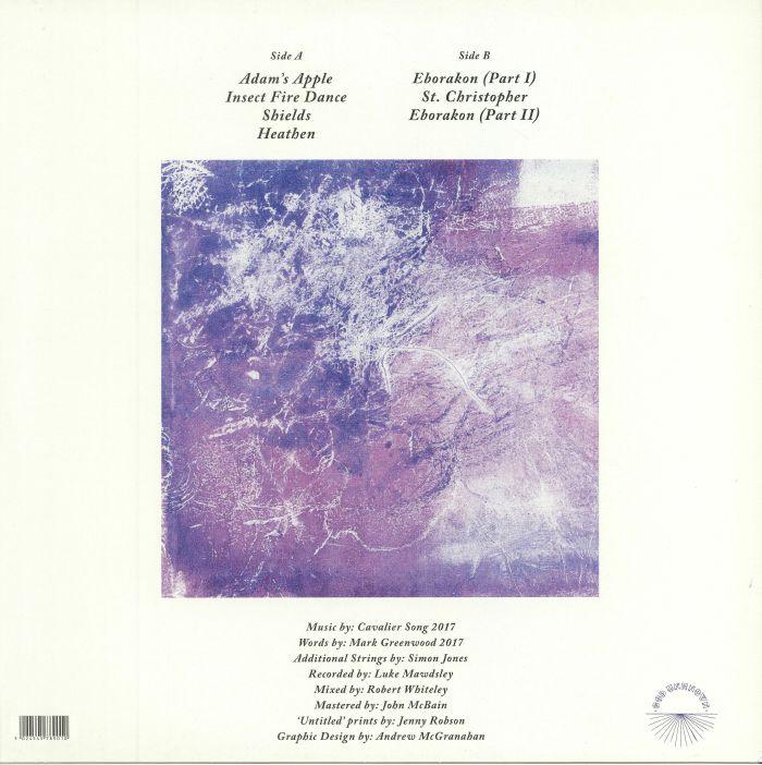 CAVALIER SONG - A Deep Well