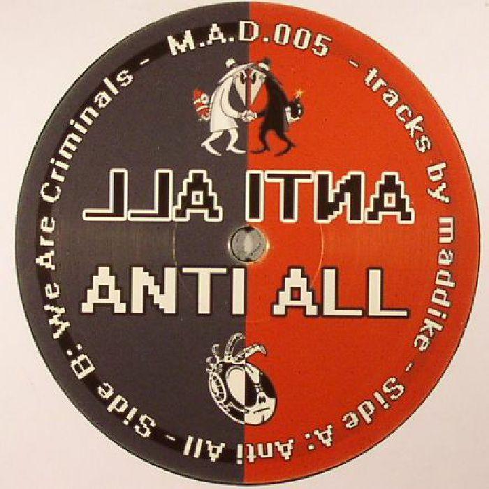 MADDIKE - Anti All