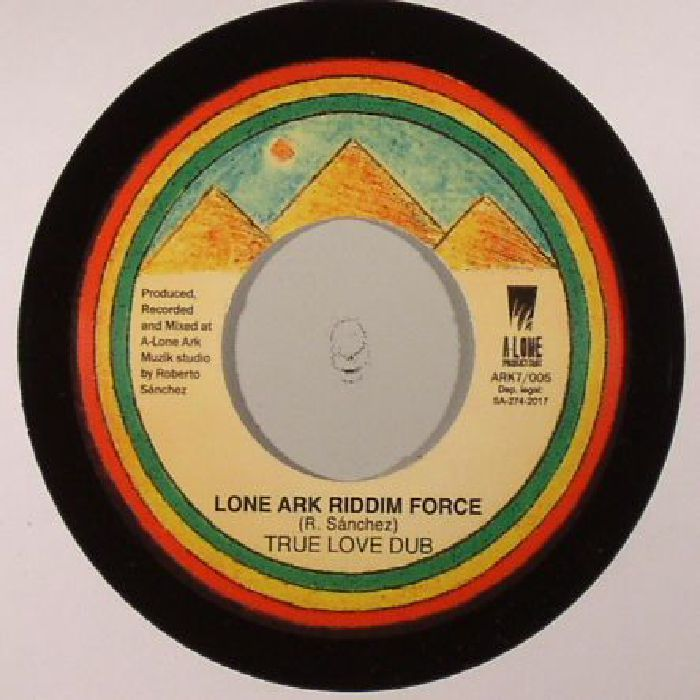 MARTIN, Horace/LONE ARK RIDDIM FORCE - True Love