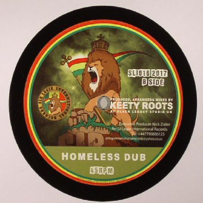 EL INDIO/KEETY ROOTS - Homeless