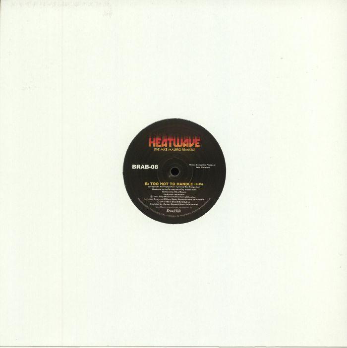 HEATWAVE - The Mike Maurro Remixes Vol 1