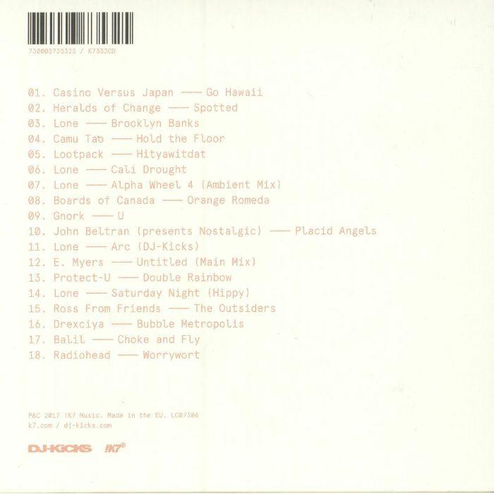 LONE/VARIOUS - DJ Kicks