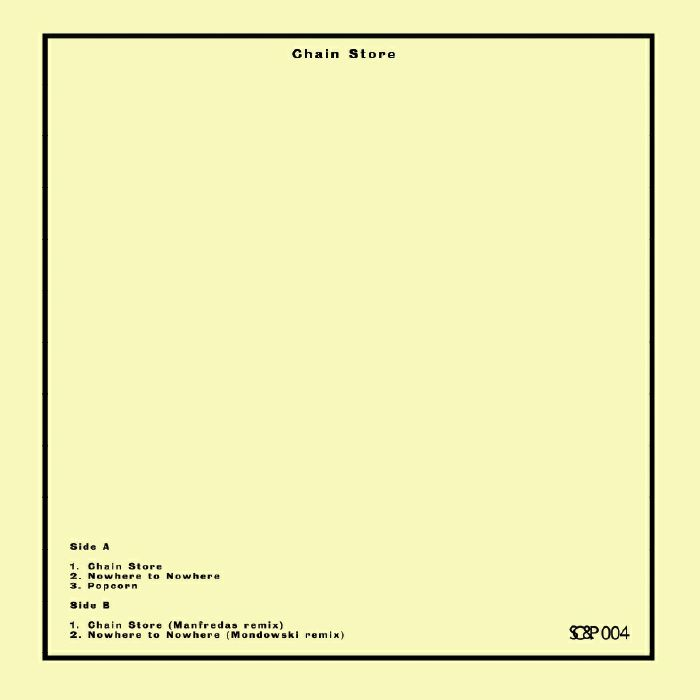 UNCANNY VALLEY - Chain Store (Manfredas & Mondowski remixes)