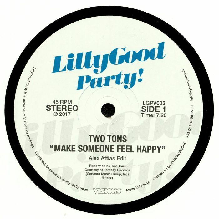 TWO TONS/SEAWIND - Make Someone Feel Happy