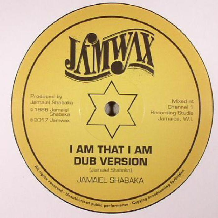 SHABAKA, Jamaiel - I Am That I Am