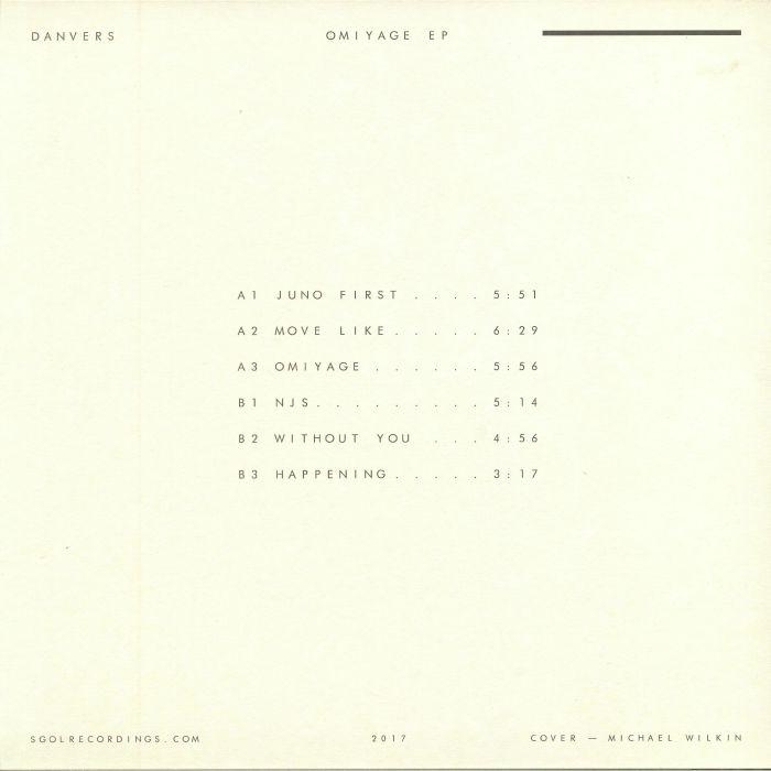 DANVERS - Omiyage EP