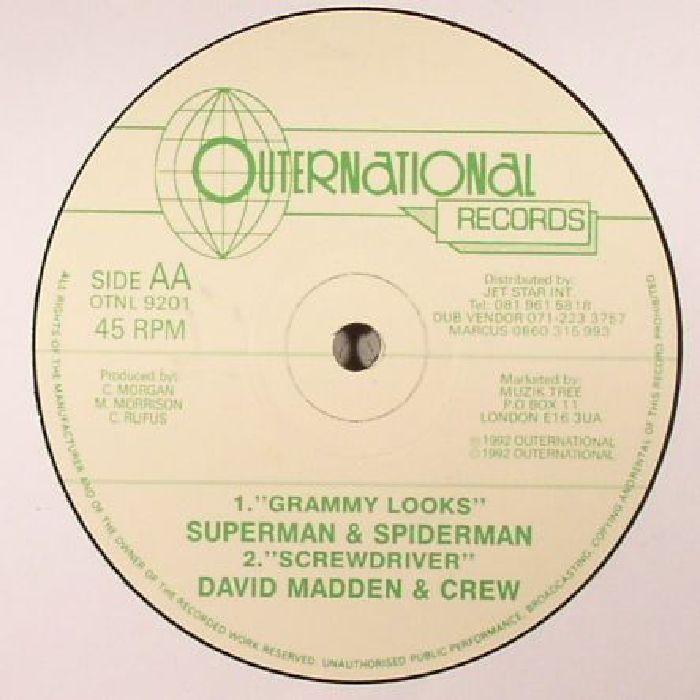 CAPTAIN BARKEY/WICKERMAN/OUTERNATIONAL CREW/SUPERMAN & SPIDERMAN/DAVID MADDEN & CREW - Complexion