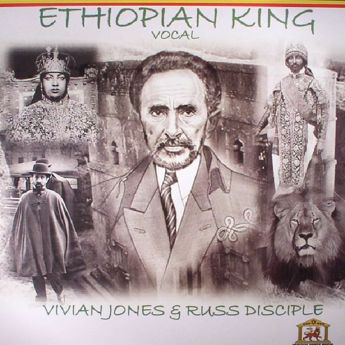 JONES, Vivian/RUSS DISCIPLE - Ethiopian King Vocal