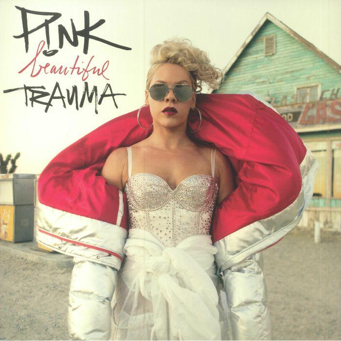 P!NK aka PINK - Beautiful Trauma