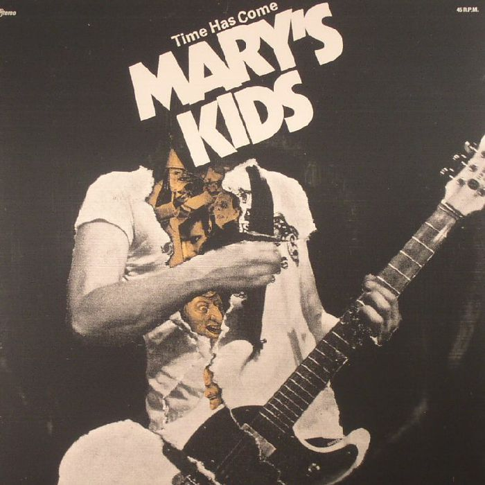 MARY'S KIDS - Time Has Come