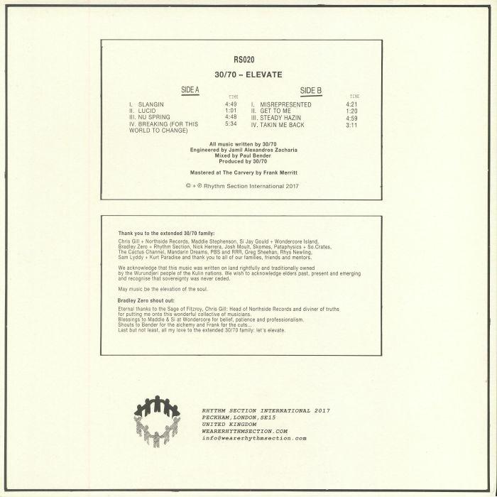 30 70 - Elevate